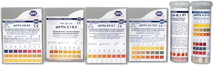 Hartie indicatoare pH 3